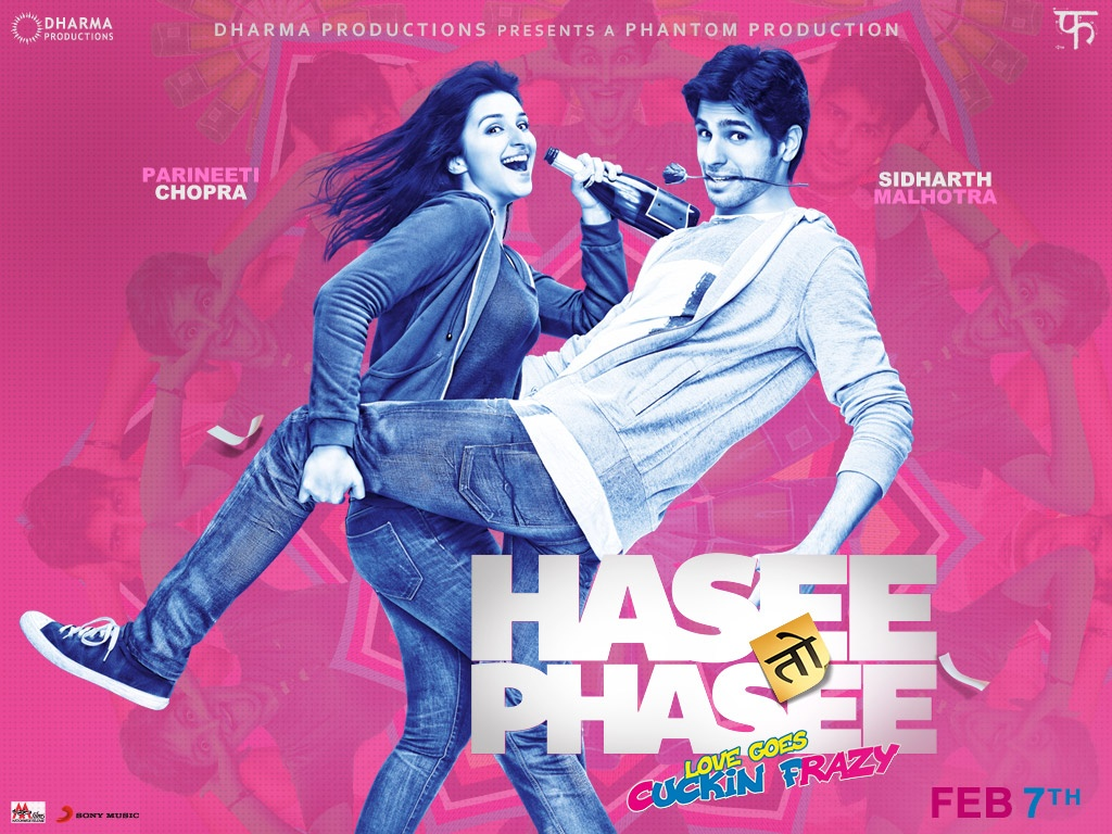 Hasee Toh Phasee Grand total crosses 33 CR at Box Office